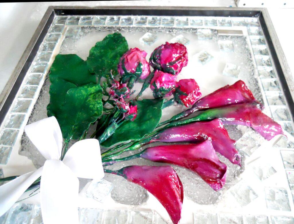 bevar brudebuketen, buket, brudebuket, pressede blomster, tørret buket, tørrede blomster, bevar brudebuket, presset brudebuket, presset brudebuket, presning af brudebuket