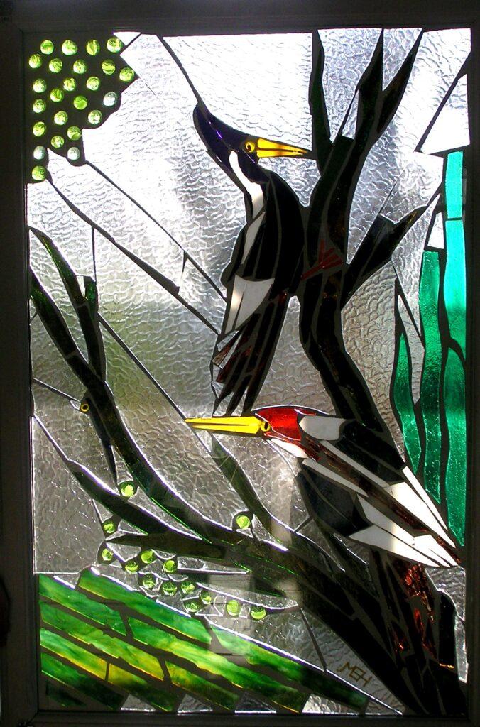 Mette Enøe, glaskunst udstilling, , kunst, kunst udstilling. udendørs kunst, udendørs mosaik, udendørs mosaikker, Liselund Ny Slot, Møn, kunst Møn