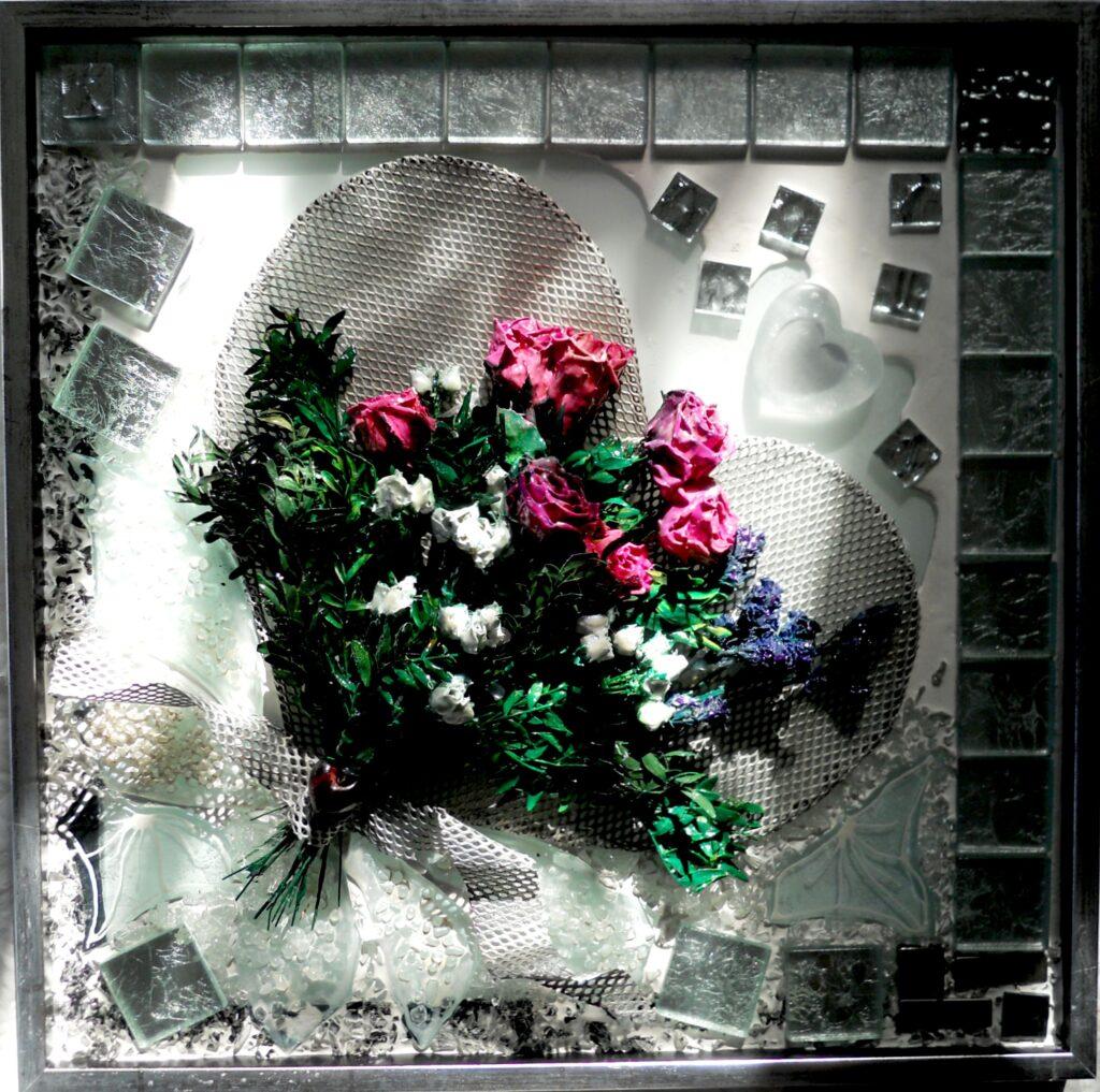 bevar brudebuketen, buket, brudebuket, konserveret brudebuket, pressede blomster, tørret buket, tørrede blomster, bevar brudebuket, presset brudebuketpresset brudebuket, presning af brudebuket