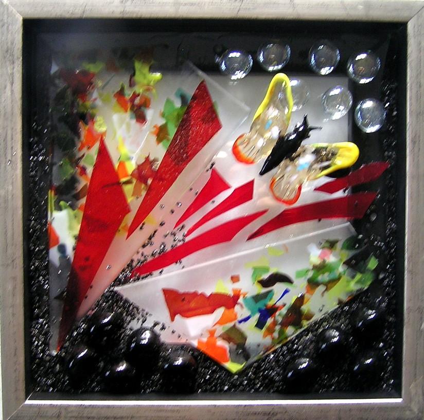 Mosaikker str. 20*20 cm. mosaik, glasmosaik, glaskunst, glaskunstner, mosaikkunst, glaskunst galleri, glaskunst udstilling, oplev glaskunst, oplevelser Sjælland, kunst Sjælland, skulptur, glasskulptur