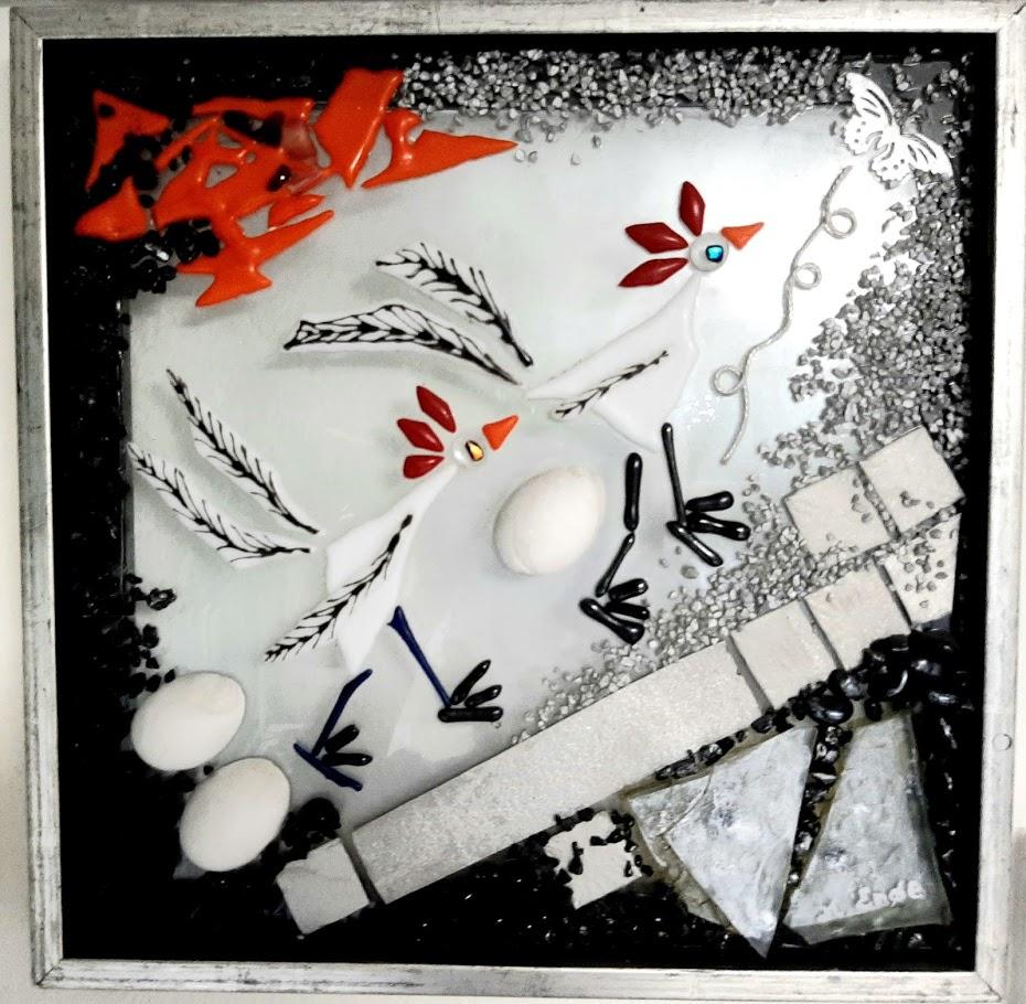 mosaik, kunstmosaik, mosaikkunst, Glaspatch, Mette Enøe, glaskunst, glaskunst udstilling, glaskunst galleri. galleri, kunstudstilling