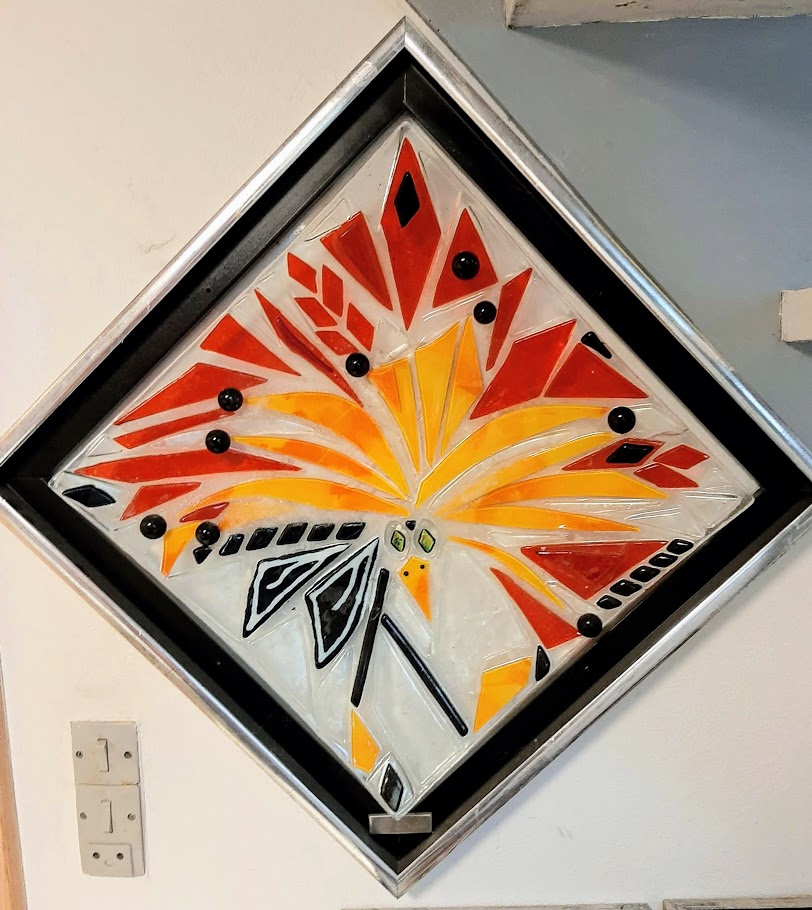 mosaik, kunstmosaik, mosaikkunst, Glaspatch, Mette Enøe, glaskunst, glaskunst udstilling, glaskunst galleri. galleri, kunstudstilling,