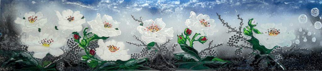 glaspatch glaskunst, glaskunst udstilling, glaskunst galleri, glaskunst,  special opgaver, glaskunst bestilling, stænkplade, bagplade, bagplade køkken, multiplade, glaskunstner